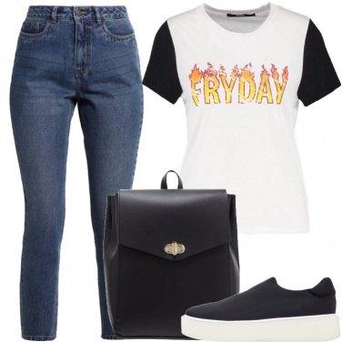 Outfit La t-shirt perfetta