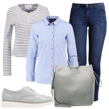 Outfit Tutti a lezione