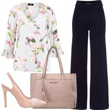 Outfit Un romantico rientro