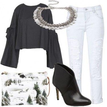 Outfit Per le fresche sere
