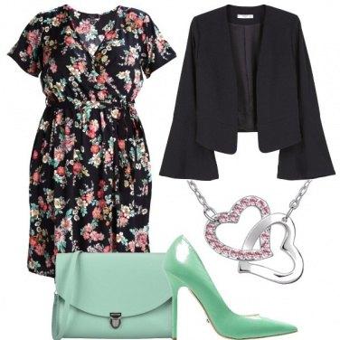 Outfit Mi piacciono i fiori
