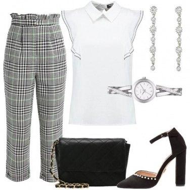 Outfit Rientro in ufficio con stile