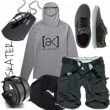 Outfit Skater