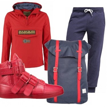Outfit Sportivo in relax