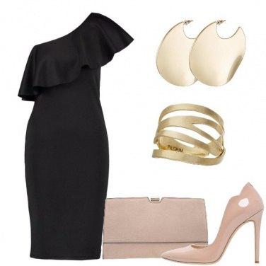 Outfit Tubino monospalla