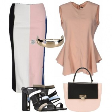Outfit Chic scontato
