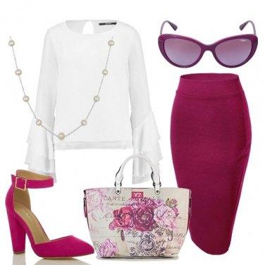 Outfit Mai senza colori