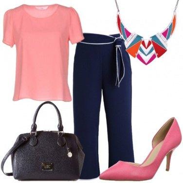 Outfit La collana colorata