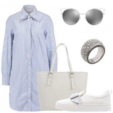 Outfit L\'abito camicia