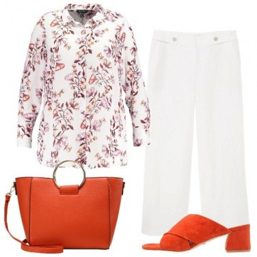 Outfit Comoda e vivace
