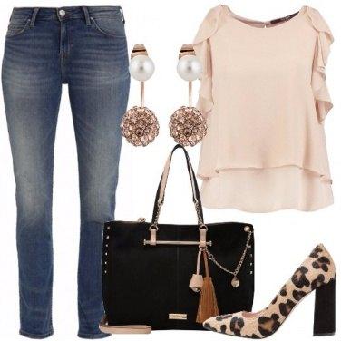Outfit La scarpa trendy