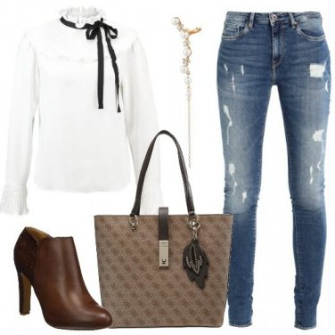 Outfit Una donna fashion