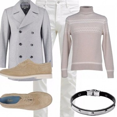 Outfit Look in chiaro