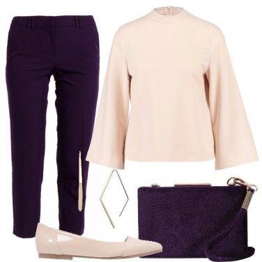 Outfit Abbinamenti minimal