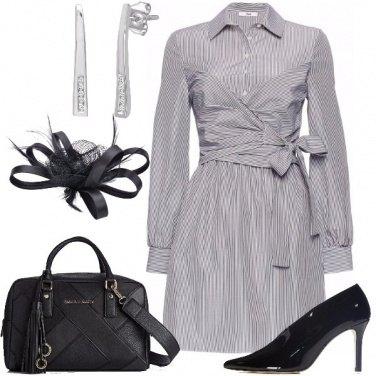 Outfit Il vestito a portafoglio