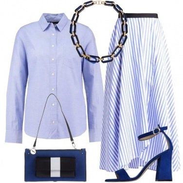 Outfit Vita nuova alla camicia classica
