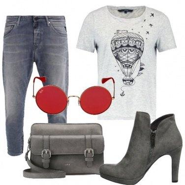 Outfit Voglia di grigio