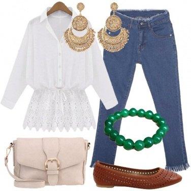 Outfit Boho chic per tutti i giorni