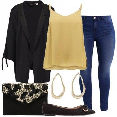 Outfit Una sera con amici