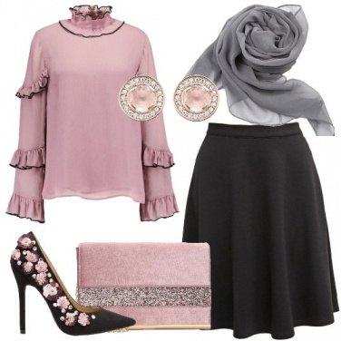 Outfit Romantica femminilità