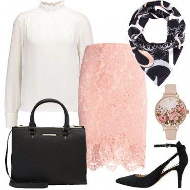 Outfit Ritorno romantico