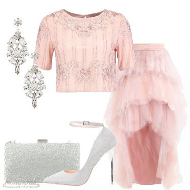 Outfit La gonna in tulle