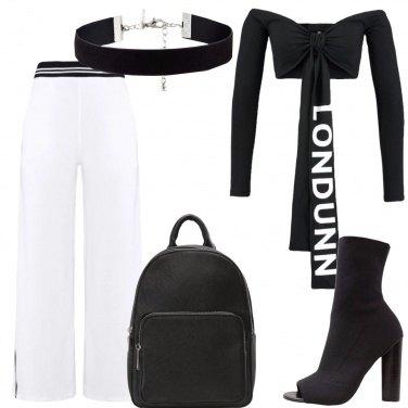 Outfit Abbinamento particolare