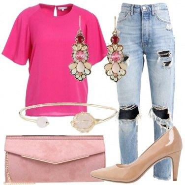 Outfit Fucsia