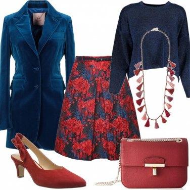 Come abbinare il cappotto elasticizzato blu: 53 Outfit Donna