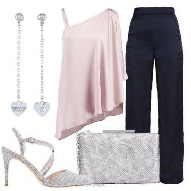 Outfit Argento e lunghezze