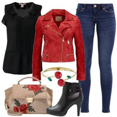 Outfit Shopping e aperitivo