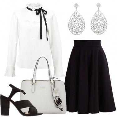 Outfit Classe al lavoro