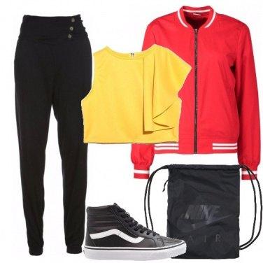 Outfit Giovane e comoda