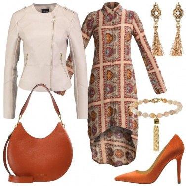 Outfit Contrasti di tendenza