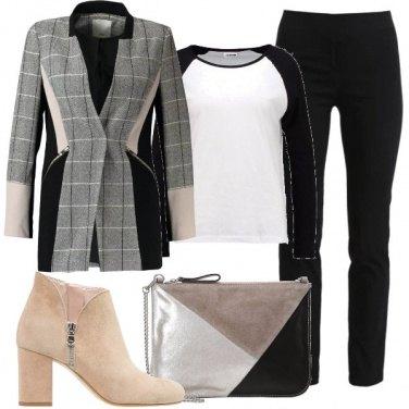 Outfit Diagonali