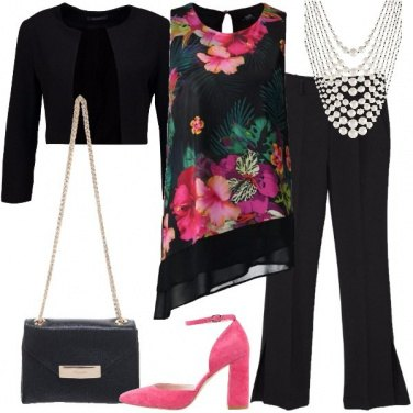 Outfit Signora eleganza
