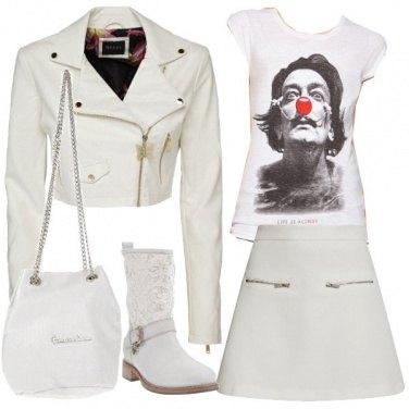 Outfit L\'arte rock