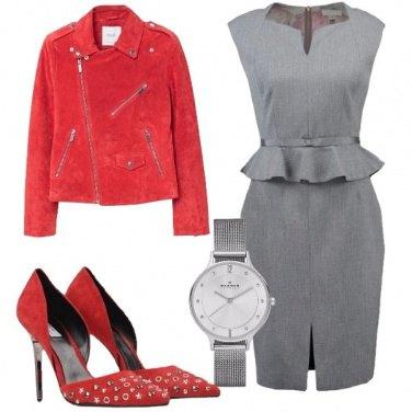 Outfit Bon ton  rock
