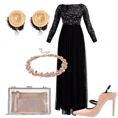 Outfit La scarpa particolare
