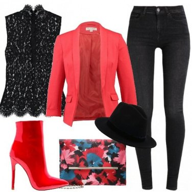 Outfit Fascino e stile