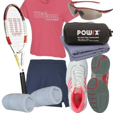 Outfit Tennis court