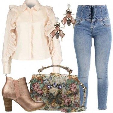 Outfit Dettagli preziosi