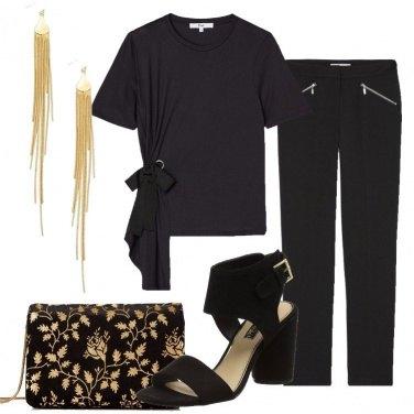 Outfit Semplicemente nero