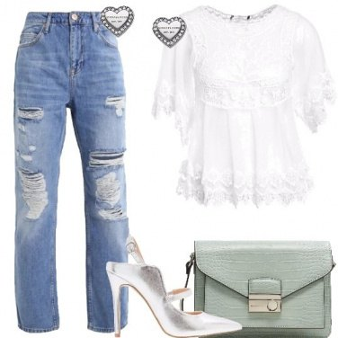 Outfit Ispirazioni in jeans