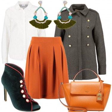 Outfit Il tronchetto particolare