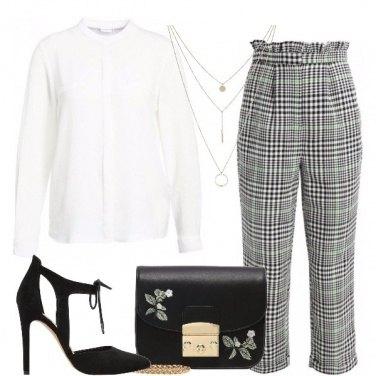 Outfit Facilmente elegante