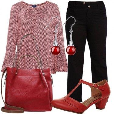 Outfit Un tacco medio