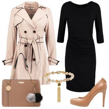 Outfit Chic autunnale