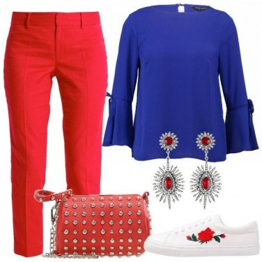 Outfit Giovane e trendy