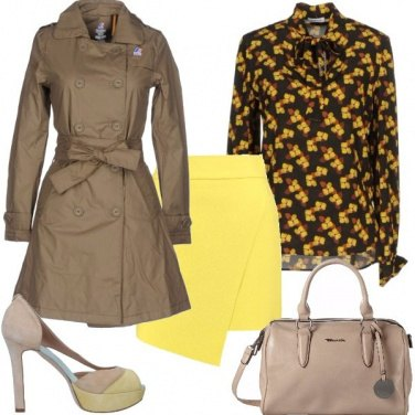 Outfit Il trench